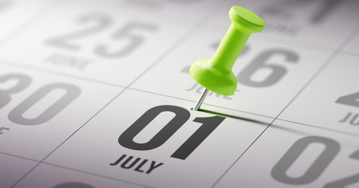 Ce qui entre en vigueur au 1er juillet, et ce qui a été reporté