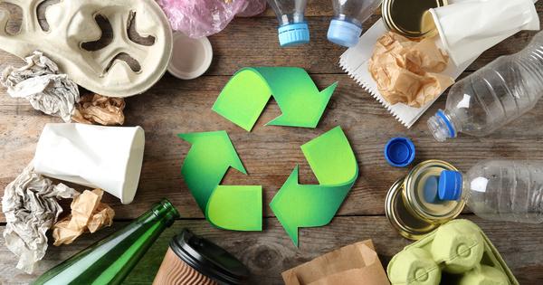 Le taux de recyclage des emballages ménagers a reculé en 2020