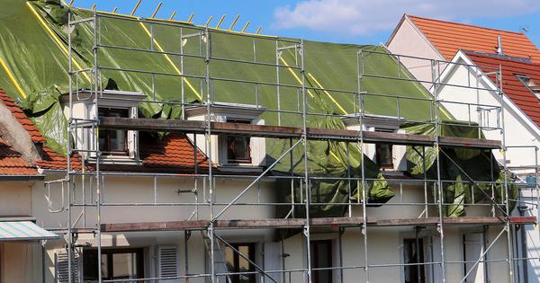 Rénovation performante: il ne faut pas dépasser trois étapes de travaux