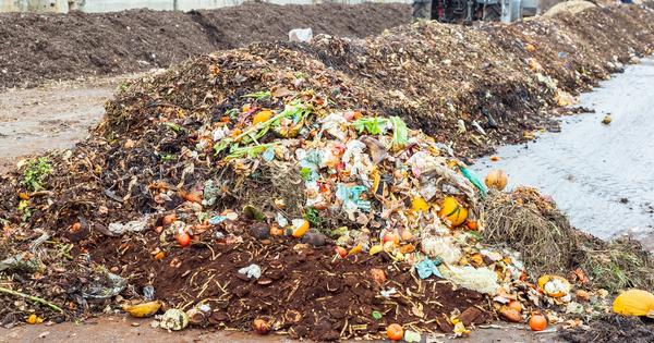 Vers un encadrement de la collecte des sacs plastique compostables avec les biodéchets
