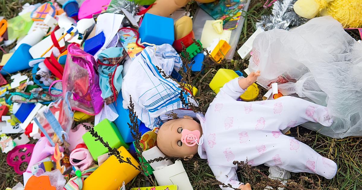 REP jouets, sport et bricolage: l'État présente les modalités de fonctionnement et les objectifs
