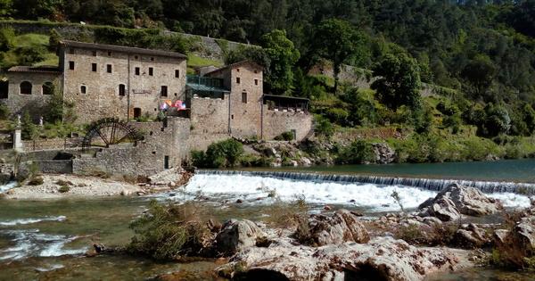 Loi climat: le difficile dialogue entre hydroélectricité, moulins et continuité des cours d'eau
