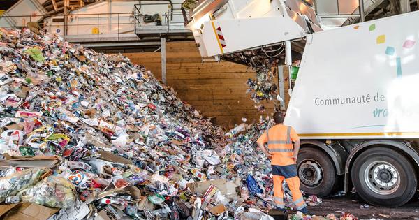 Les nouvelles versions des registres déchets sont définies