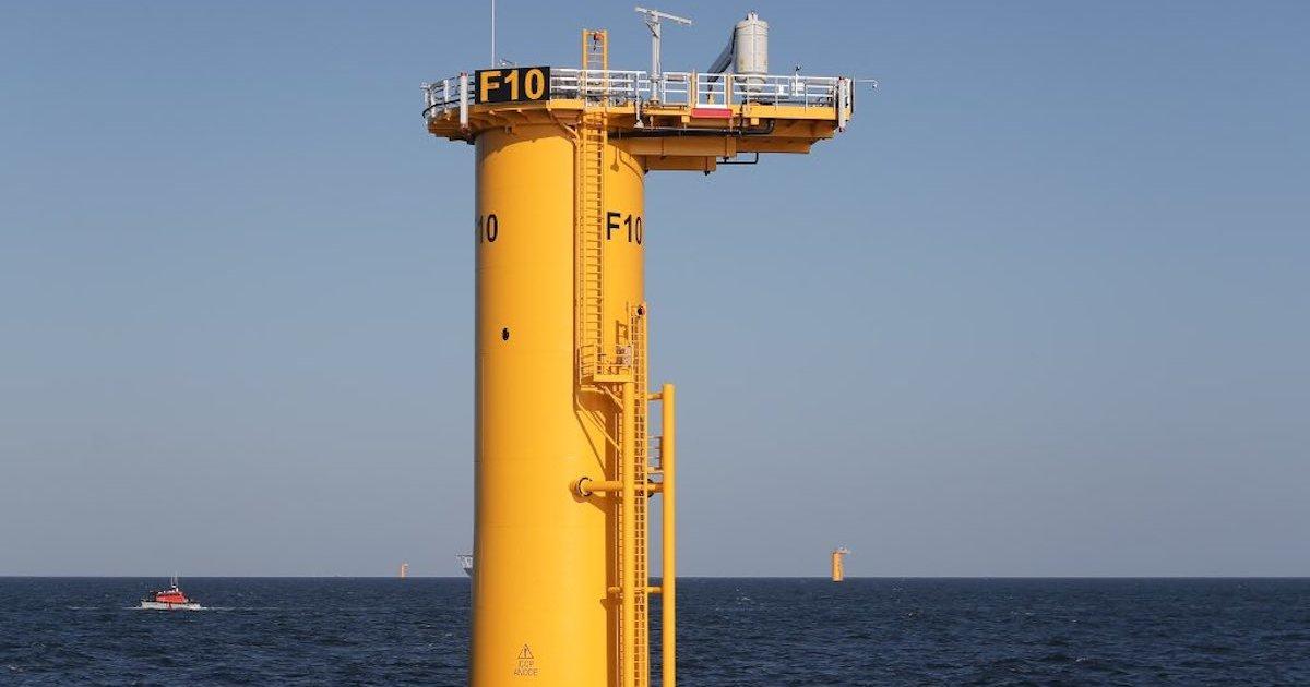 Éolien en mer: à Saint-Nazaire, le Premier ministre présente le futur de la filière