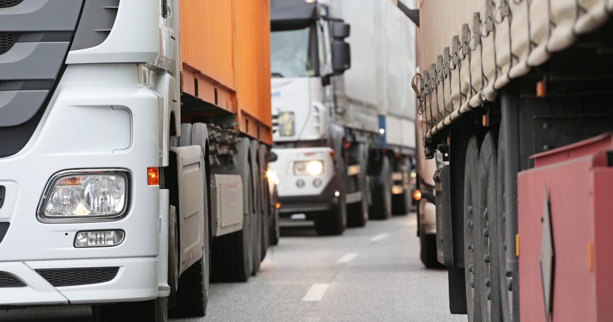 Les camions au GNL polluent plus que les camions Diesel, selon une nouvelle étude