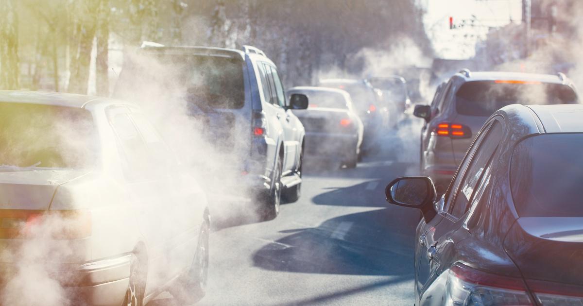 Pollution de l'air: l'Anses appelle à suivre les recommandations de l'OMS
