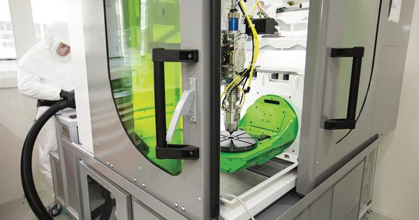 [Pollutec] Quelles économies de matière avec la fabrication additive?