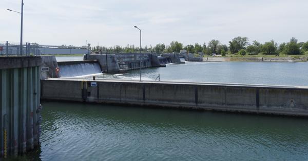 Continuité écologique: deux des trois barrages emblématiques du Rhin seront aménagés