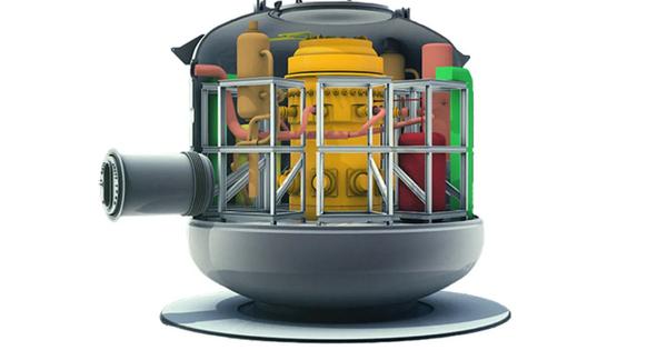 Réacteurs nucléaires de faible puissance: l'IRSN refuse un abaissement des règles de sûreté