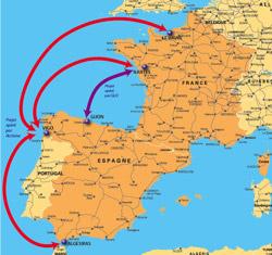 Deux Projets D Autoroutes De La Mer Entre La France Et L Espagne