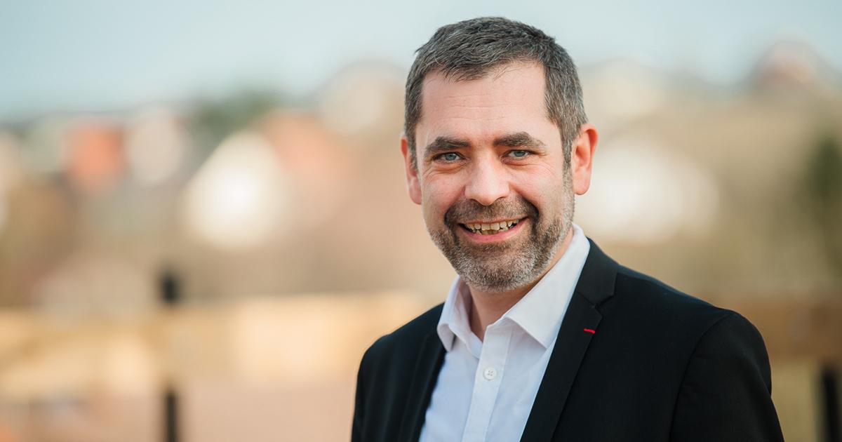 Michaël Weber réélu à la présidence des parcs naturels régionaux