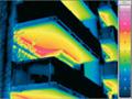 Les rupteurs de ponts thermiques Schöck Rutherma® assurent la continuité de l'isolation du bâtiment