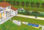Filière compacte d'assainissement : la station Septodiffuseur Sebico