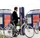 Des parkings à vélo sécurisés en faveur de la mobilité douce et de l'attractivité des territoires