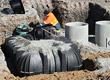 Rétention des eaux pluviales : Gain de temps sur les chantiers !