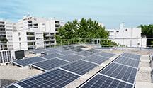 Urban Solar Energy développe l'autoconsommation collective avec des micro-onduleurs APsystems
