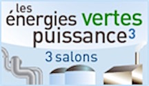 Énergies durables : 3 salons thématiques à Rennes les 30-31 janvier 2019