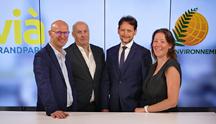 TV : la chaîne viàGrandParis accueille Actu-Environnement sur sa grille
