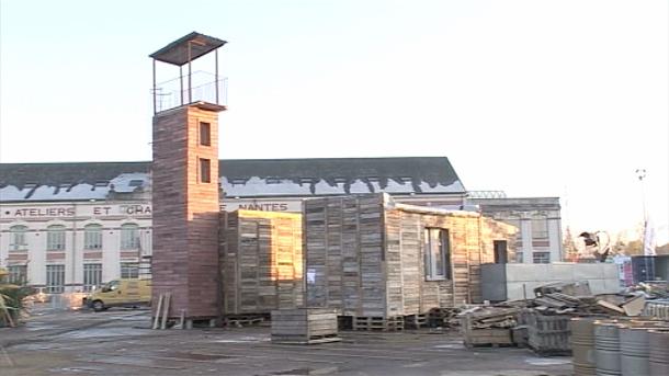 La villa d chets ou comment construire en recyclant for Maison de l emploi nantes