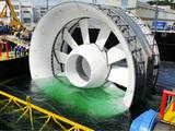 L'hydrolien entre en phase de tests opérationnels