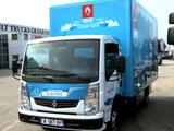Camions électriques : réduire les impacts de la livraison en ville