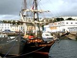 Transport maritime de marchandises : les bateaux à voile reprennent du service