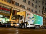 Livraison en ville : les initiatives se multiplient pour des camions plus propres