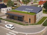 Le concept MFC-2000 couple un véhicule électrique et une maison à énergie positive intelligente