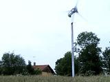 Vents contraires autour du petit éolien