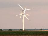 L'éolien en mal de financement