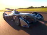 Premiers tours de roues pour la Formule1 électrique Spark-Renault SRT_01E