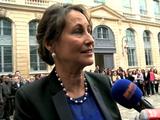"""Ségolène Royal et son """"super"""" ministère de l'Écologie recueillent un relatif consensus"""