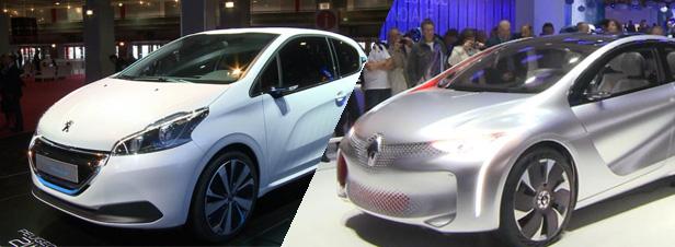 Les constructeurs français en route pour la voiture à moins de 2 litres aux 100 km