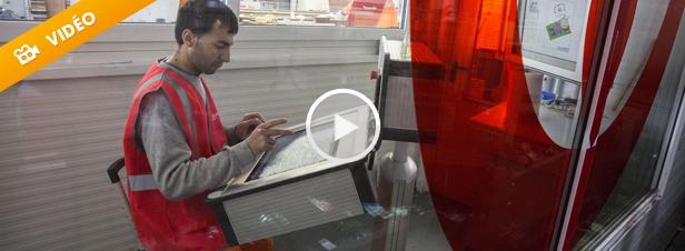 Le digital investit les centres de tri de déchets