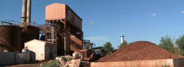Quel avenir pour les boues rouges de Gardanne ?