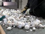 Ampoules basse conso : le potentiel de recyclage reste élevé