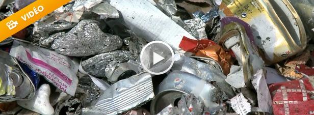 Trier et recycler les petits déchets aluminium directement dans les ordures ménagères, c'est rentable