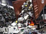 DEEE : 600 camions en moins sur les routes grâce au transport fluvial