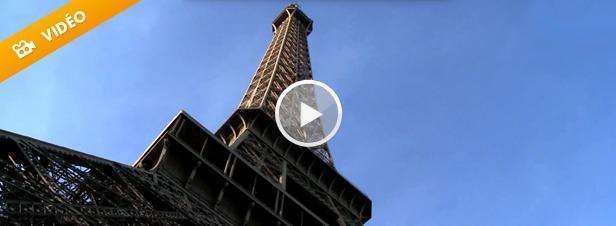 Vents contraires autour de l'inauguration d'éoliennes urbaines sur la Tour Eiffel