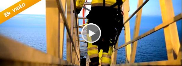 Eolien offshore : les compétences requises pour la maintenance tardent à se faire connaître