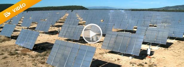 Centrale solaire à concentration : à la conquête de l'export