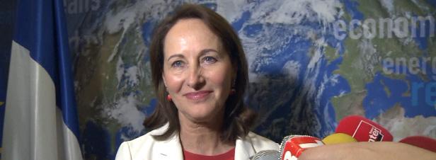 """Ségolène Royal : """"Les attentes de la société civile ne sont pas oubliées"""""""