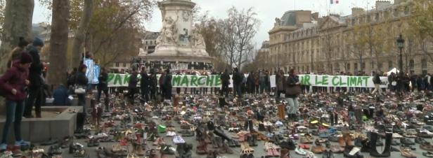 COP 21 : les ONG se mobilisent pour l'ouverture