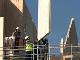 Ris-Orangis fait le pari d'un immeuble HLM 100% bois
