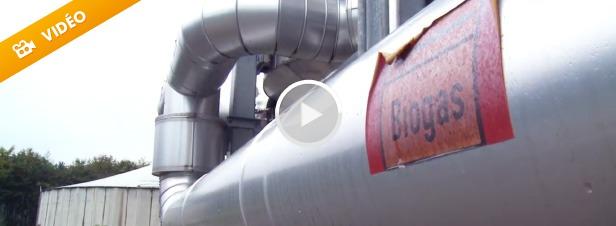 Power to gaz : produire du biogaz avec de l'éolien c'est possible