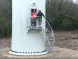 Technicien de maintenance éolienne, un métier vertigineux !