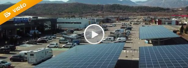L'autoconsommation solaire, très rentable pour les supermarchés