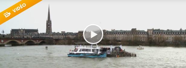 Hydroliennes : la Garonne produit ses premiers kWh