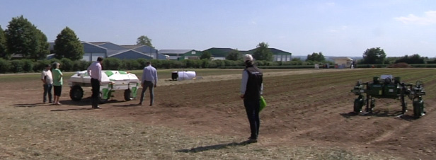[VIDEO] L'agriculture de demain sera-t-elle ultra connectée?