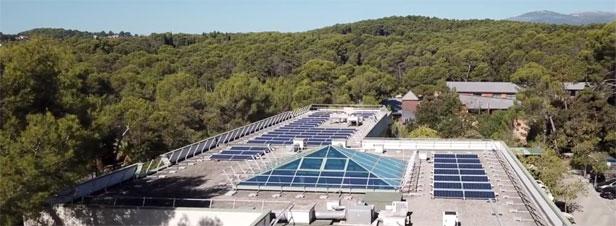 [VIDEO] Autoconsommation solaire: un risque limité pour les entreprises